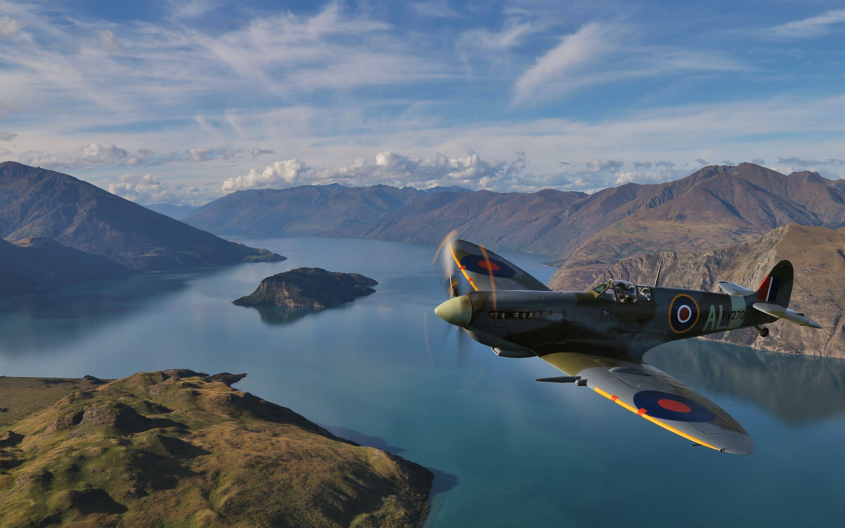 Why New Zealand's South Island is a must-go for aviation fans and history buffs this Easter…